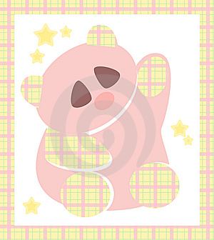 Pink Teddy Bear Stock Image - Image: 8492931