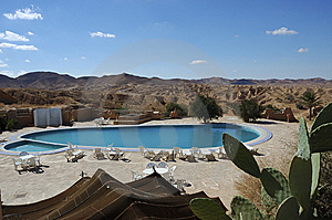 A Pool Royalty Free Stock Photos - Image: 8494758