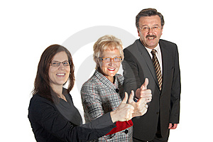 Thumbs Up Royalty Free Stock Photography - Image: 8494937