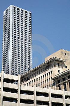 Tall Building Royalty Free Stock Images - Image: 8494939