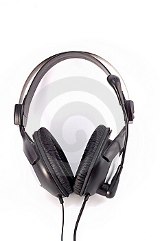 Earpiecess Stock Photo - Image: 8495390