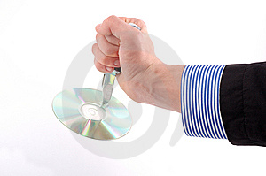 Cd Stock Photos - Image: 8495463