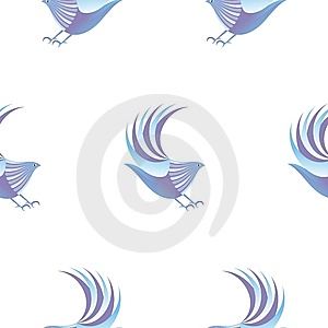 Flying Birds Royalty Free Stock Images - Image: 8496429
