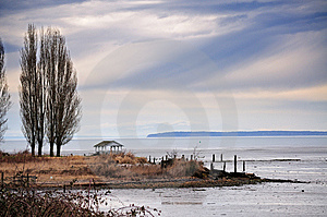 Drayton Harbour Wildlife Sanctuary Stock Photography - Image: 8498902