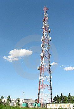 Antenna Stock Photography - Image: 8499362
