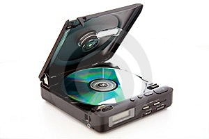 Cd Player Royalty Free Stock Image - Image: 8499506