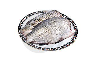 Fish Ready For Preparing. Royalty Free Stock Image - Image: 8499786