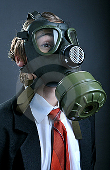 Pollution Concept Royalty Free Stock Photography - Image: 8499947
