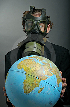 Global Pollution Stock Photo - Image: 8499960