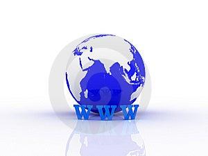 World Wide Web Royalty Free Stock Photo - Image: 8500325