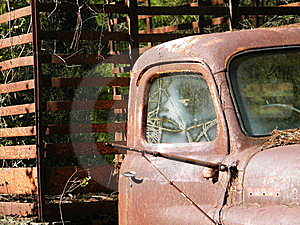 160 Old Truck Cab Royalty Free Stock Photo - Image: 8500365