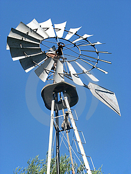 Wind Mill Stock Photos - Image: 8500423