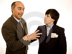 Business Men Stock Image - Image: 8500461