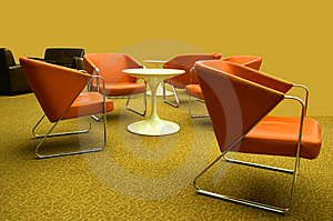 Reception Room Stock Images - Image: 8501494