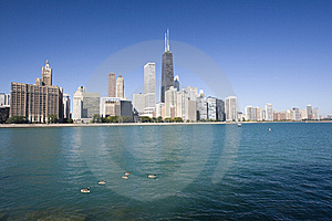 Gold Coast In Chicago Royalty Free Stock Image - Image: 8501866