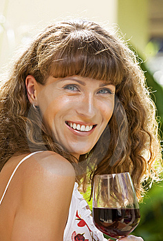Summer  Portrait Stock Image - Image: 8502161