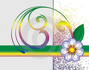 Floral Background Stock Photos - Image: 8503083