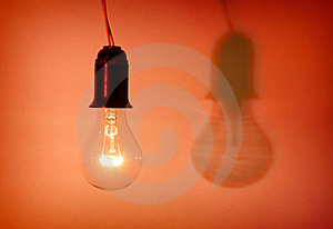 Light Bulb Royalty Free Stock Photo - Image: 8503865