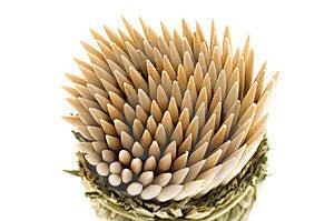 Bamboo Toothpicks Royalty Free Stock Image - Image: 8504186