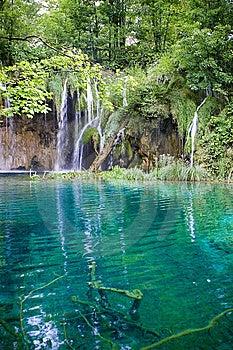 Waterfall Stock Image - Image: 8504311