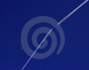 Aeroplane Stock Image - Image: 8504831