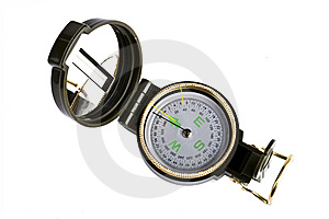 Compass Stock Image - Image: 8504871