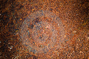Rusty Grunge Metal Background Stock Photography - Image: 8504992