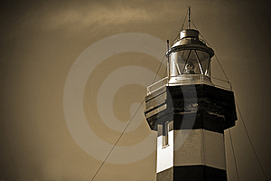 Lighthouse Royalty Free Stock Photo - Image: 8505025