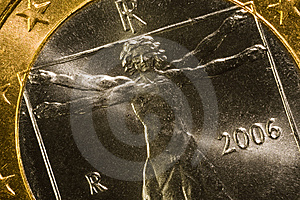 One Euro Stock Photography - Image: 8505252