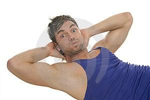 Forma Fisica Fotografia Stock Libera da Diritti - Immagine: 8505725