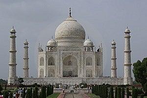 El Taj Mahal Imagenes de archivo - Imagen: 8506374