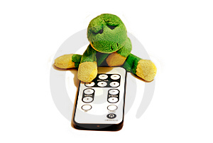 Fun Frog Series Royalty Free Stock Image - Image: 8506406