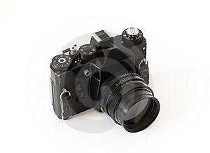Photo Camera Stock Photos - Image: 8506533