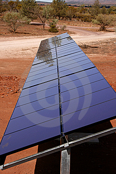 Solar Energy Royalty Free Stock Photo - Image: 8506615