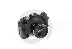 Photo Camera Royalty Free Stock Image - Image: 8506746