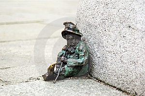 Small Gnome Royalty Free Stock Images - Image: 8506999