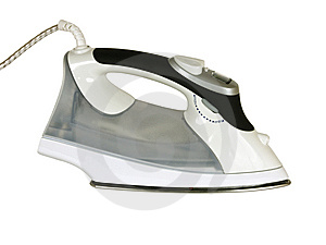 Electric Iron Royalty Free Stock Photo - Image: 8507035
