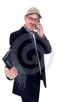 Businessman Royalty Free Stock Image - Image: 8507286