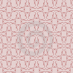 Seamless Pattern Vector Royalty Free Stock Images - Image: 8507309