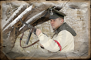 German Officer Of WW2 Royalty Free Stock Images - Image: 8507339