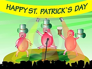 Happy St. Patrick`s Day Royalty Free Stock Photo - Image: 8507415