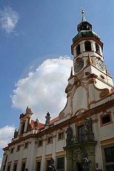 Loreta Sanctuary. Prague Royalty Free Stock Photos - Image: 8507818
