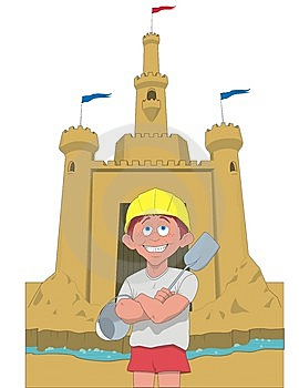 Castle Royalty Free Stock Photos - Image: 8508498