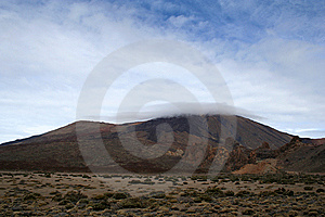 The Teide Volcano In Tenerife Stock Images - Image: 8508654