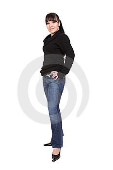 Successful Woman Stock Photo - Image: 8509060