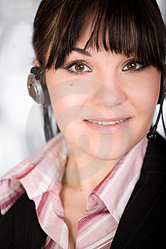 Call-Center Stockbilder - Bild: 8509114