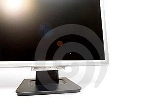 LCD Monitor #1 Stock Image - Image: 8509181
