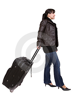 Travelling Woman Stock Photos - Image: 8509743