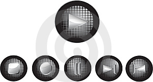 Buttons3 Stock Image - Image: 8509771