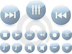 Buttons1 Stock Photos - Image: 8509773